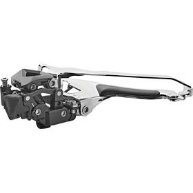 Shimano FD-R7000 Deragliatore Down-SW 2x11 velocità, nero/argento